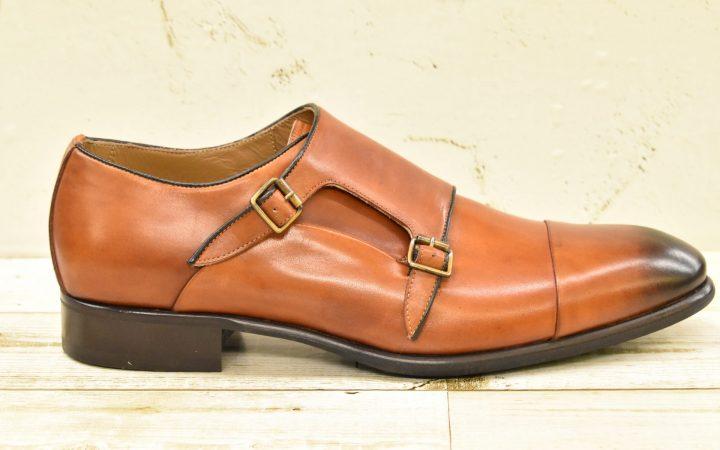 履きやすさと形のキレイさで人気の【チェルベロ】新モデル入荷しました。
