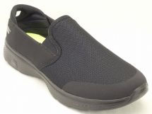 スケッチャーズ GOWALK4 CONTAIN 54171BLACK/BLACK