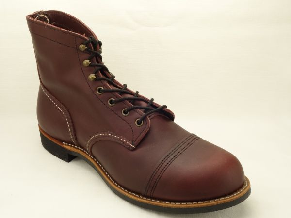 レッドウィング IRON RANGER OXBLOOD MESA 8119